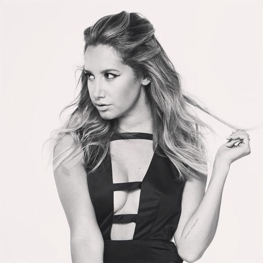Ashley Tisdale - The Haute Mess Promos