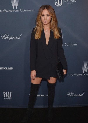 Ashley Tisdale - The Weinstein Company's Pre-Oscar Dinner 2016 in Beverly Hills