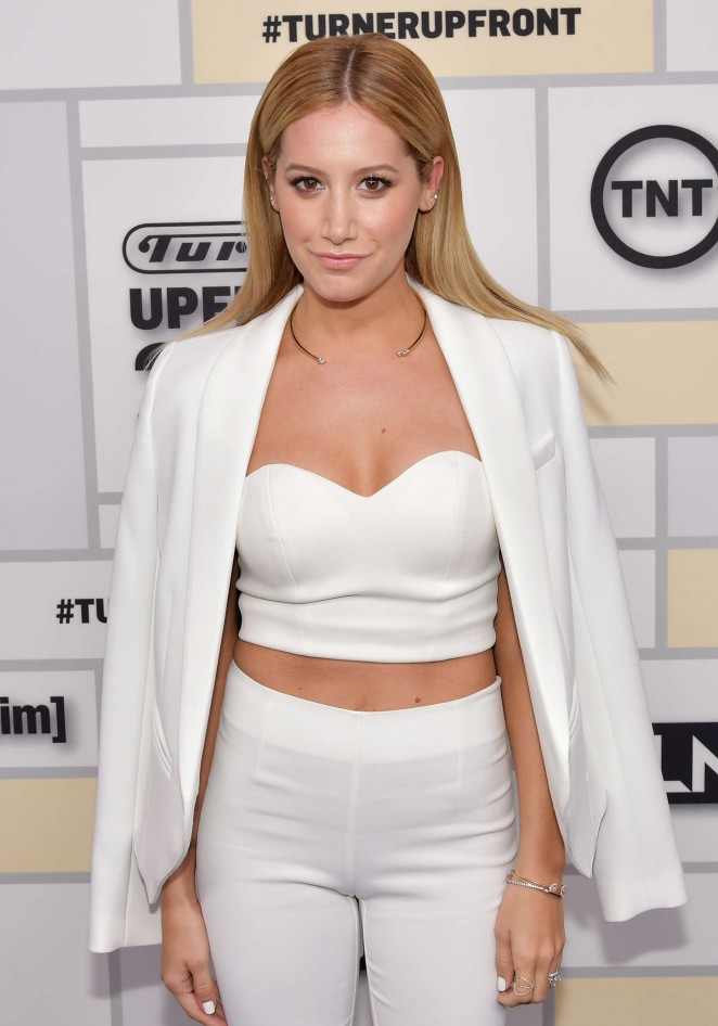 Ashley Tisdale - Turner Upfront 2015 in NYC