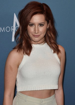 Ashley Tisdale - Variety 2015 Power Of Women Luncheon in Beverly Hills