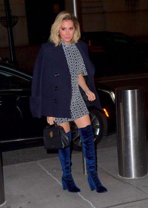 Ashley Tisdale - Z100's Jingle Ball In New York