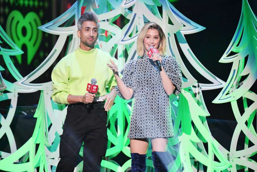 Ashley Tisdale - Z100s Jingle Ball 2018 in NYC