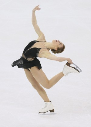 Ashley Wagner - 2015 ISU World Figure Skating Championships in Shanghai