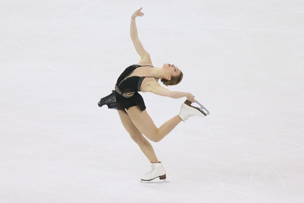 Ashley Wagner - 2015 ISU World Figure Skating Championships in Shanghai