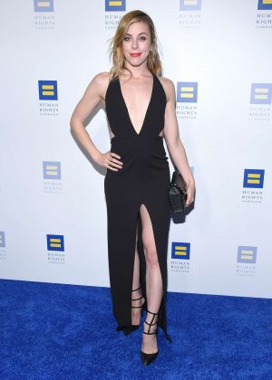 Ashley Wagner - 2018 Human Rights Campaign Gala Dinner in LA