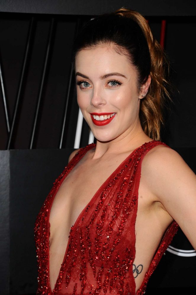 Ashley Wagner – BODY at ESPYS party 2017 in Los Angeles