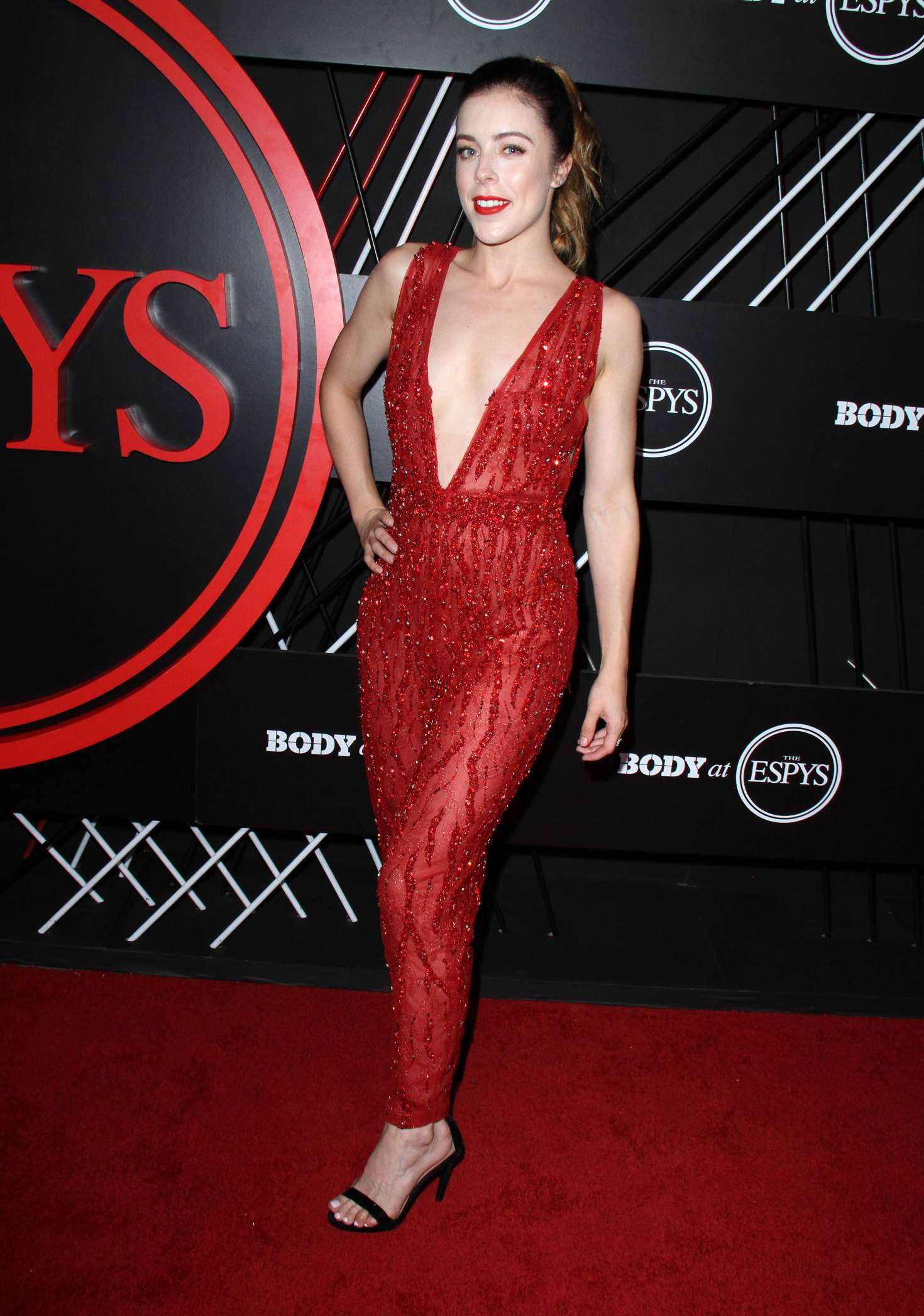 Ashley Wagner: BODY at ESPYS party 2017 -27 - GotCeleb