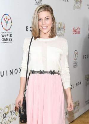 Ashley Wagner - CW3PR Presents Gold Meets Golden in LA