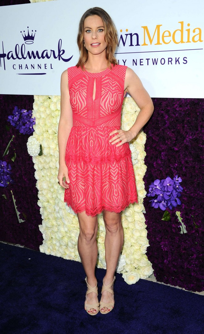 Ashley Williams - Hallmark Channel 2015 Summer TCA Tour in Beverly Hills
