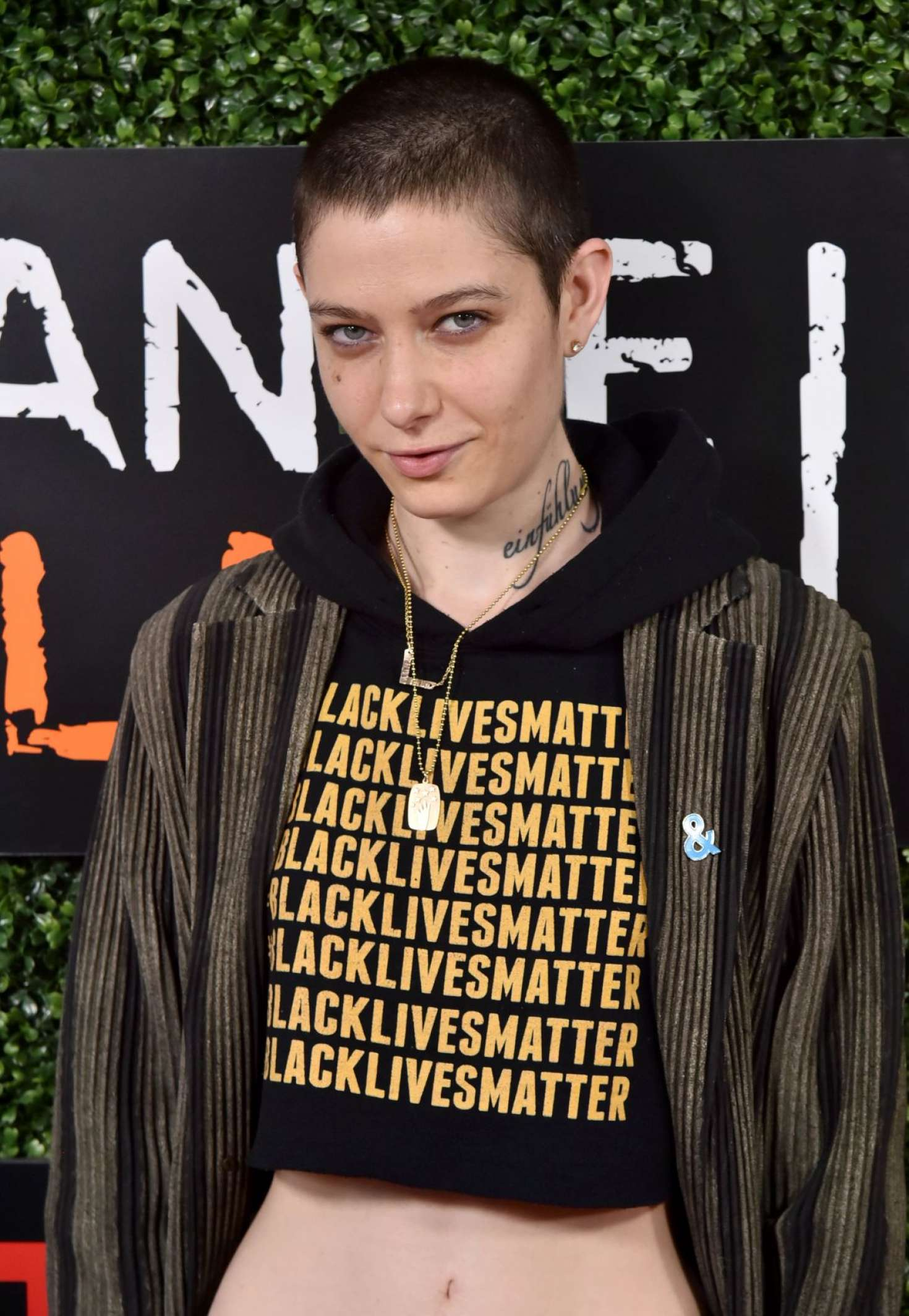 Asia Kate Dillon - 'Orange is the New Black' Season 5 Premiere in New York