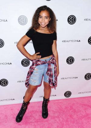 Asia Monet Ray - 5th Annual Beautycon Festival LA in Los Angeles