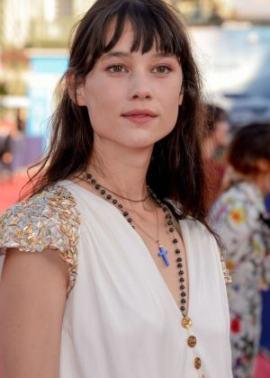 Astrid Berges-Frisbey - 2017 Deauville American Film Festival Opening Ceremony
