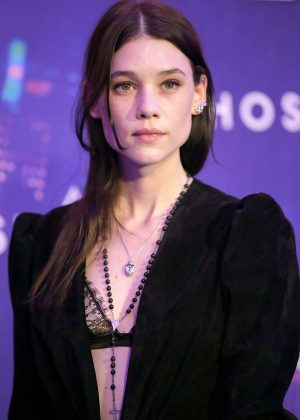 Astrid Berges-Frisbey - 'Ghost in the Shell' Premiere in Paris