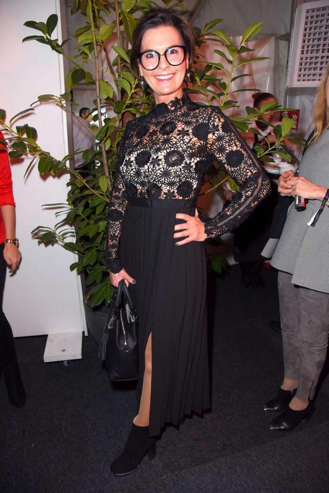 Astrid Rudolph - Breuninger Fashion Show 2017 in Dusseldorf