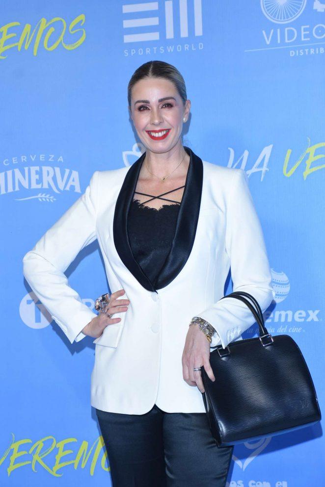 Atala Sarmiento - 'Ya Veremos' Premiere in Mexico City