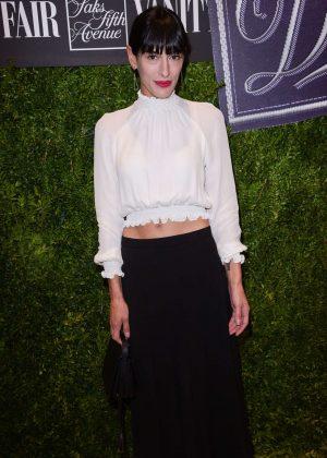 Athena Calderone - Vanity Fair 2016 Best Dressed Reception in New York