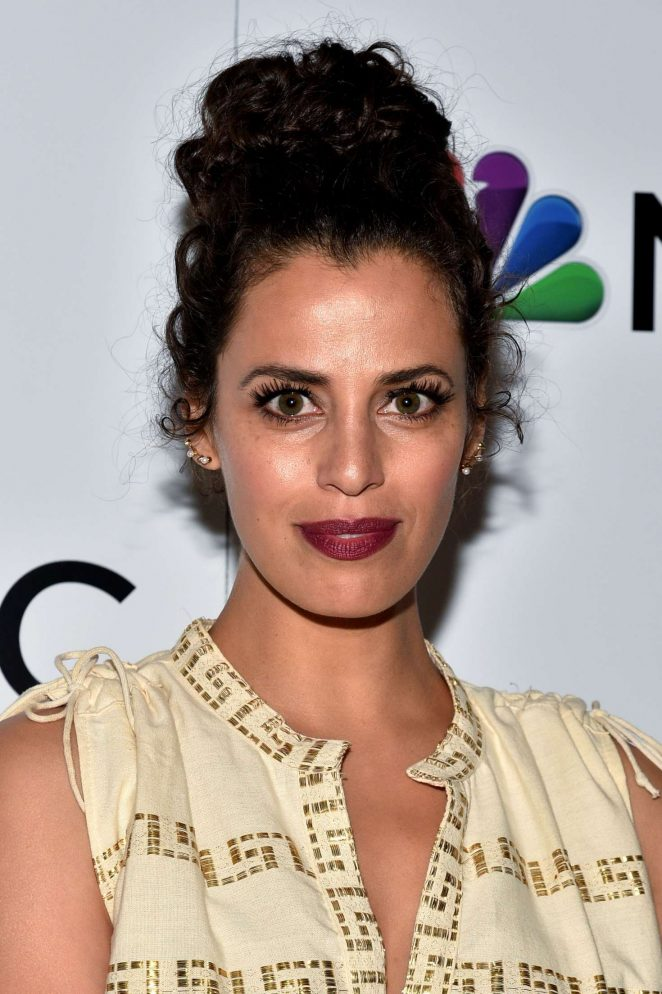 Athena Karkanis - NBC and The Cinema Society Party for The Cast of NBC's 2018-2019 Season in NY