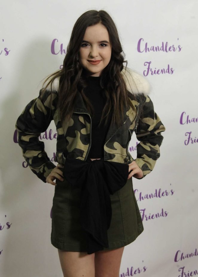 Aubrey Miller - The Chandler's Friends Toy Drive and Wrapping Party in LA