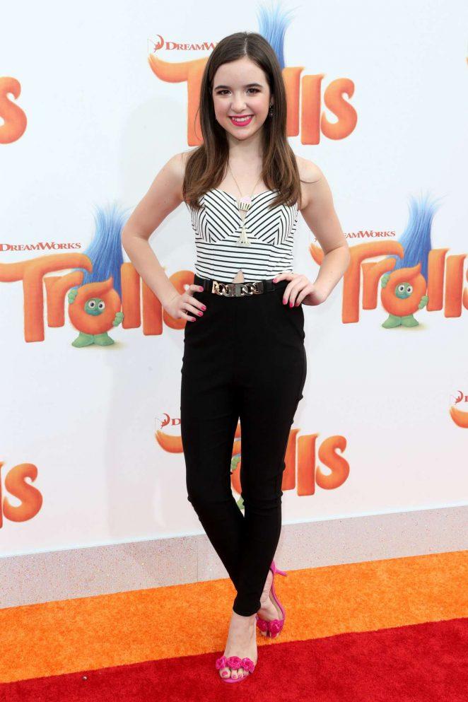 Aubrey Miller - 'Trolls' Premiere in Los Angeles