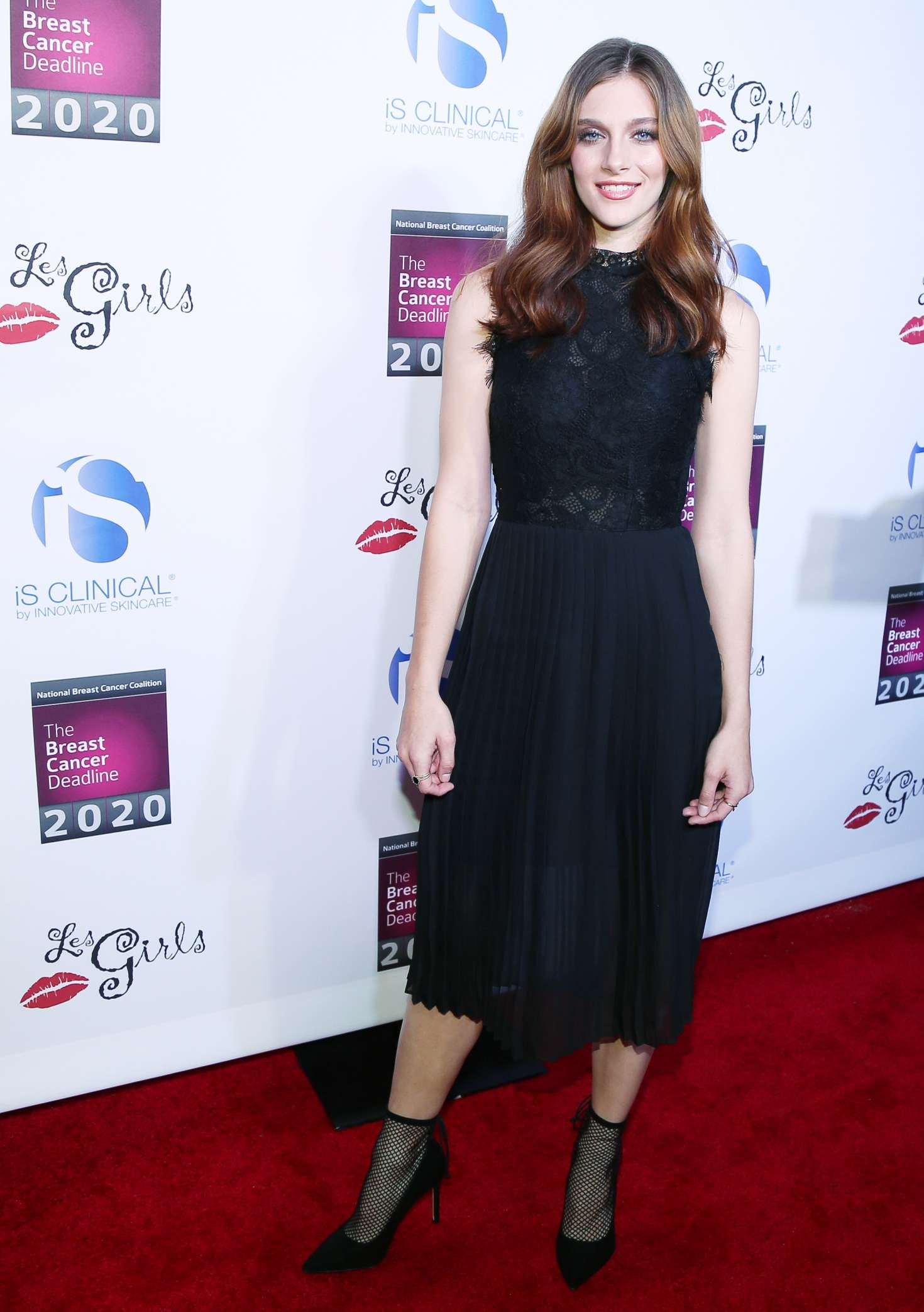Aubrey Peeples 17th Annual Les Girls Cabaret 01 Gotceleb