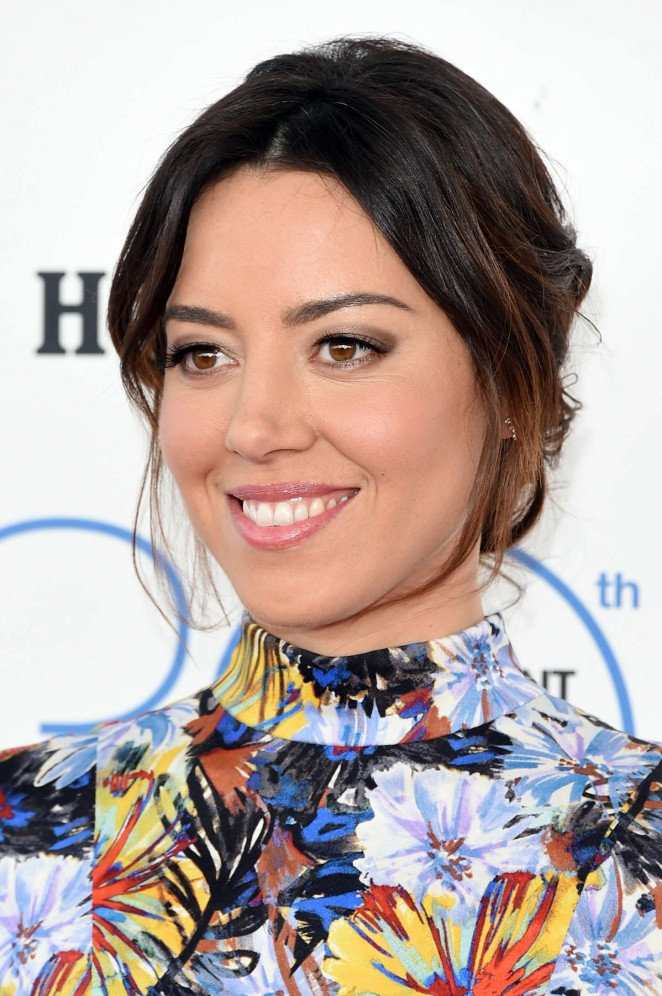Aubrey Plaza: 2015 Film Independent Spirit Awards -14