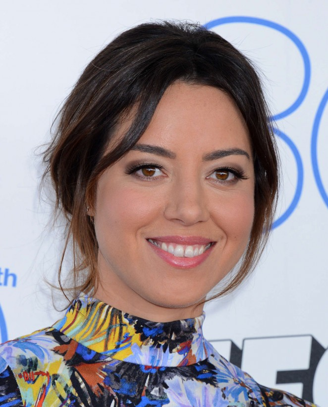 Aubrey Plaza: 2015 Film Independent Spirit Awards -15