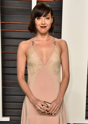 Aubrey Plaza - 2016 Vanity Fair Oscar Party in Beverly Hills