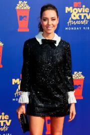 Aubrey Plaza - 2019 MTV Movie and TV Awards Red Carpet in Santa Monica