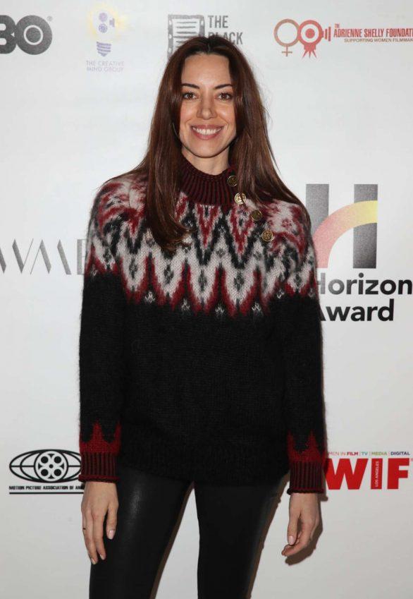 Aubrey Plaza - 6th Annual Horizon Award - 2020 Sundance Film Festival