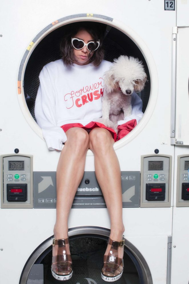 Aubrey Plaza by Laundromat Photoshoot -01
