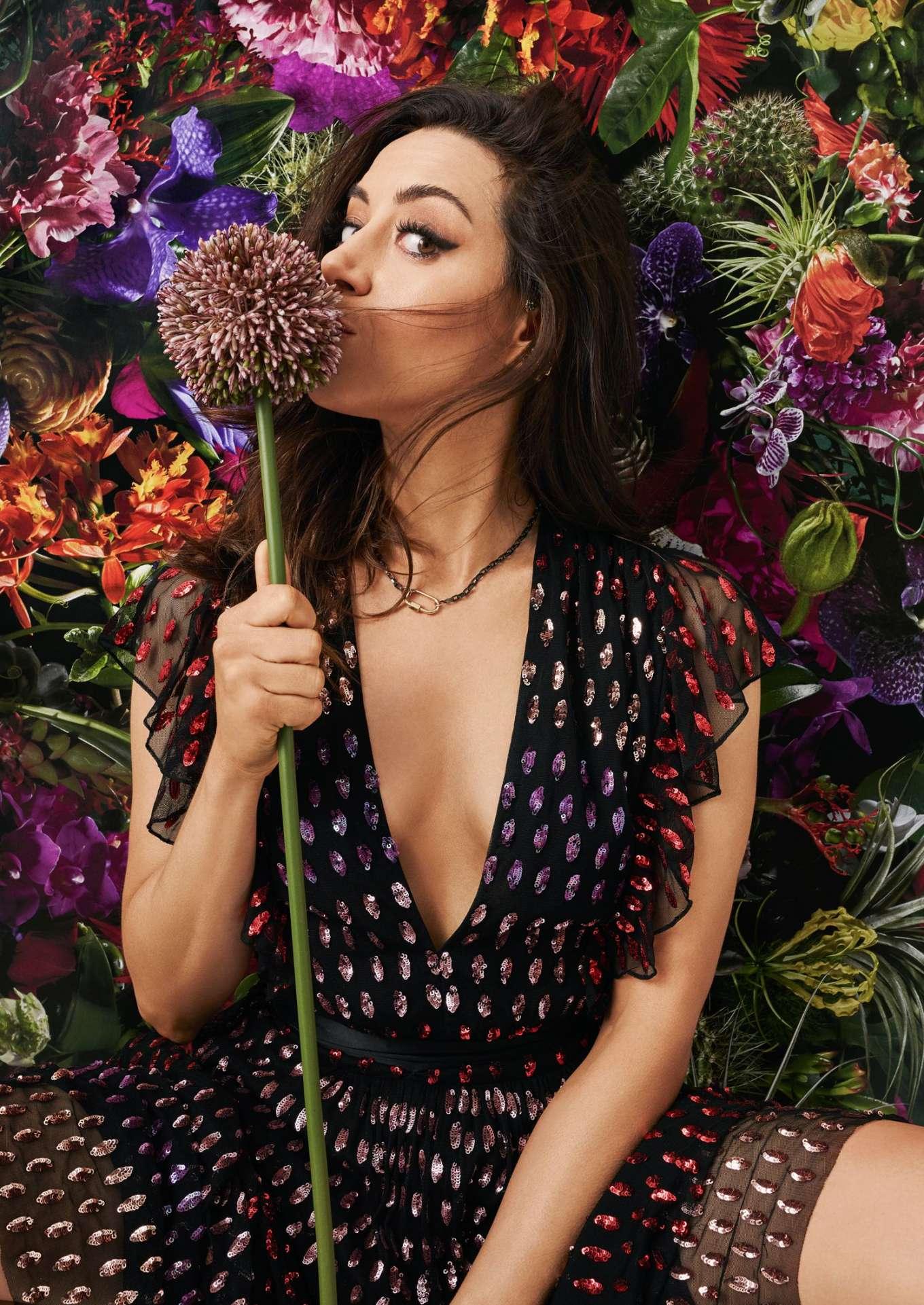 Aubrey Plaza - Cosmopolitan Magazine (July 2019)