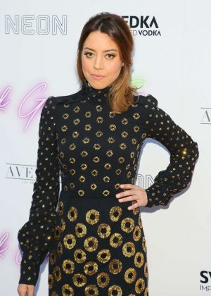 Aubrey Plaza - 'Ingrid Goes West' Premiere in Los Angeles