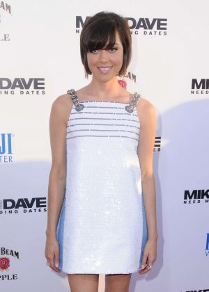 Aubrey Plaza - 'Mike And Dave Need Wedding Dates' Premiere in Hollywood
