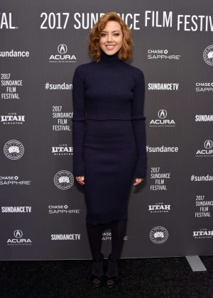 Aubrey Plaza - 'The Little Hours' Premiere at 2017 Sundance Film Festival in Utah