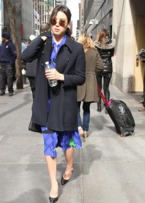 Aubrey Plaza - 'Today Show' in NYC