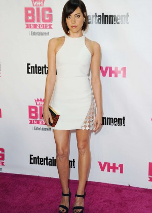 Aubrey Plaza - VH1 Big in 2015 With Entertainment Weekly Awards in LA