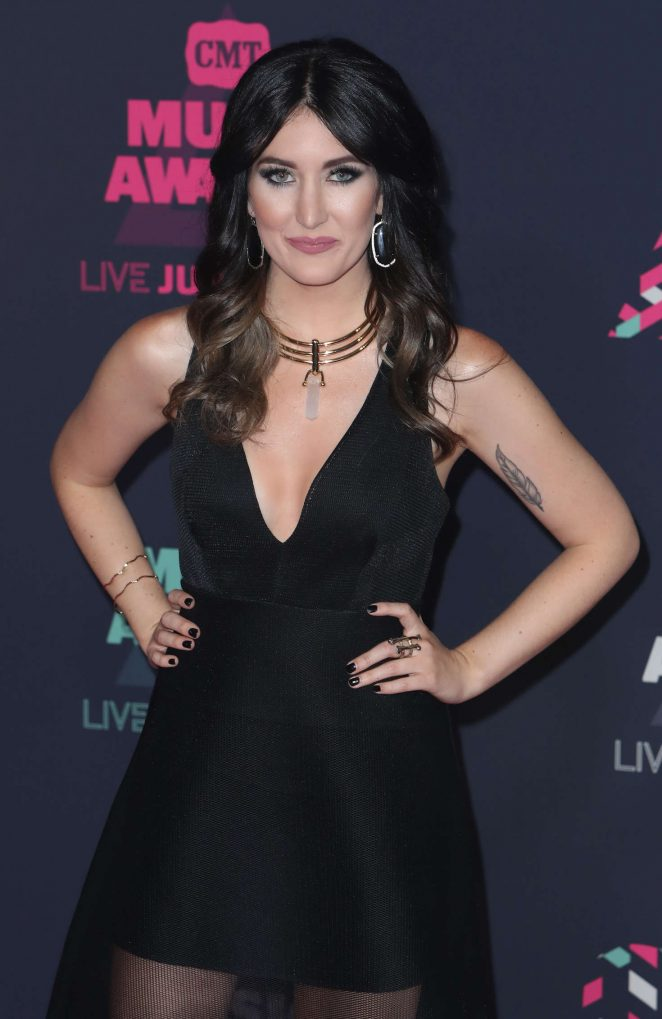 Aubrie Sellers - CMT Music Awards 2016 in Nashville