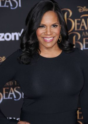 Audra McDonald - 'Beauty and the Beast' Premiere in Los Angeles