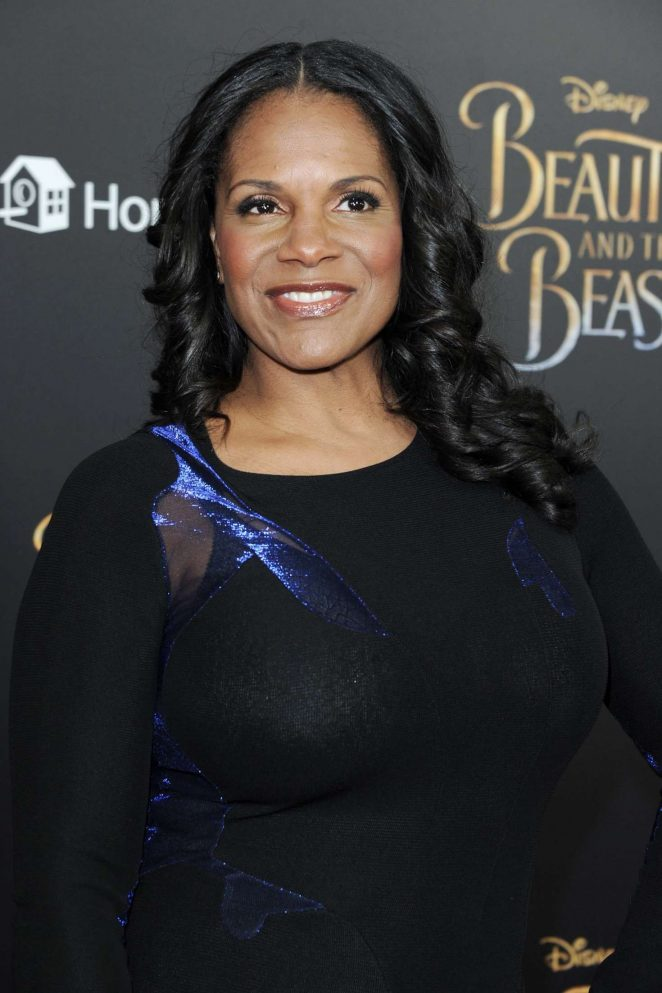 Audra McDonald - 'Beauty and the Beast' Premiere in New York City
