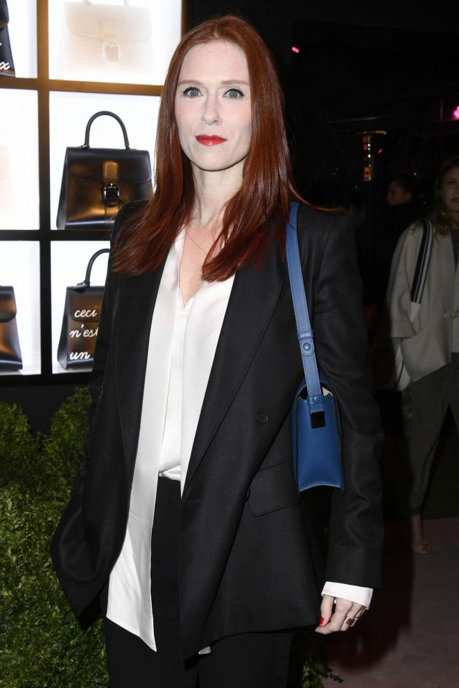 Audrey Fleurot - Delvaux Party 2017 in Paris