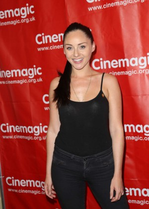 Audrey Hamilton - Cinemagic Sneak Preview of 'Delicate Things' in Santa Monica