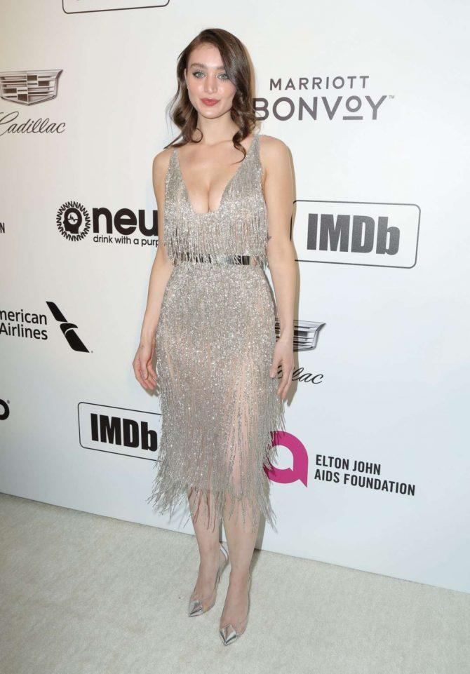 Audrey Hilfiger - 2019 Elton John AIDS Foundation Academy Awards Viewing Party in LA