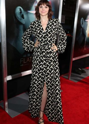 Audrey Moore – Flatliners Photocall in Los Angeles