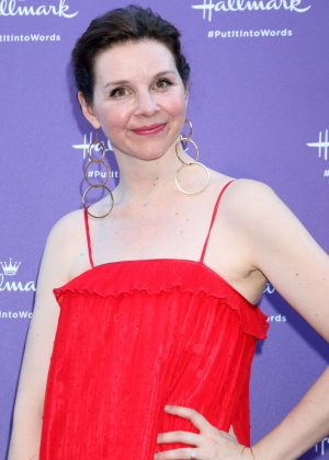 Audrey Moore - Launch Party for Hallmark's Put It Into Words Campaign in LA