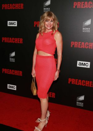 Audrey Walters - 'Preacher' Premiere in Los Angeles