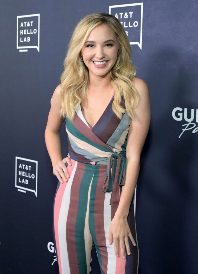 Audrey Whitby - 'Guilty Party: History of Lying' Season 2 Premiere in LA