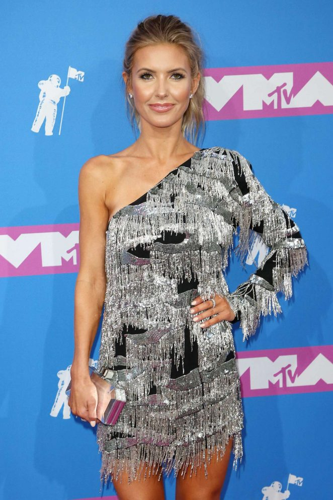 Audrina Patridge - 2018 MTV Video Music Awards in New York City