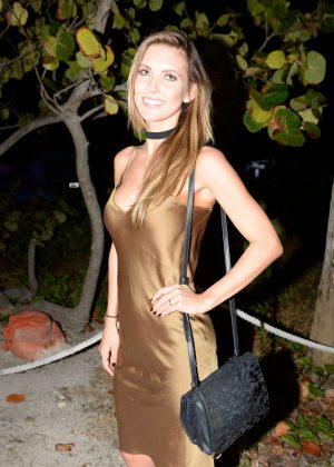 Audrina Patridge - Art Basel Parties in Miami