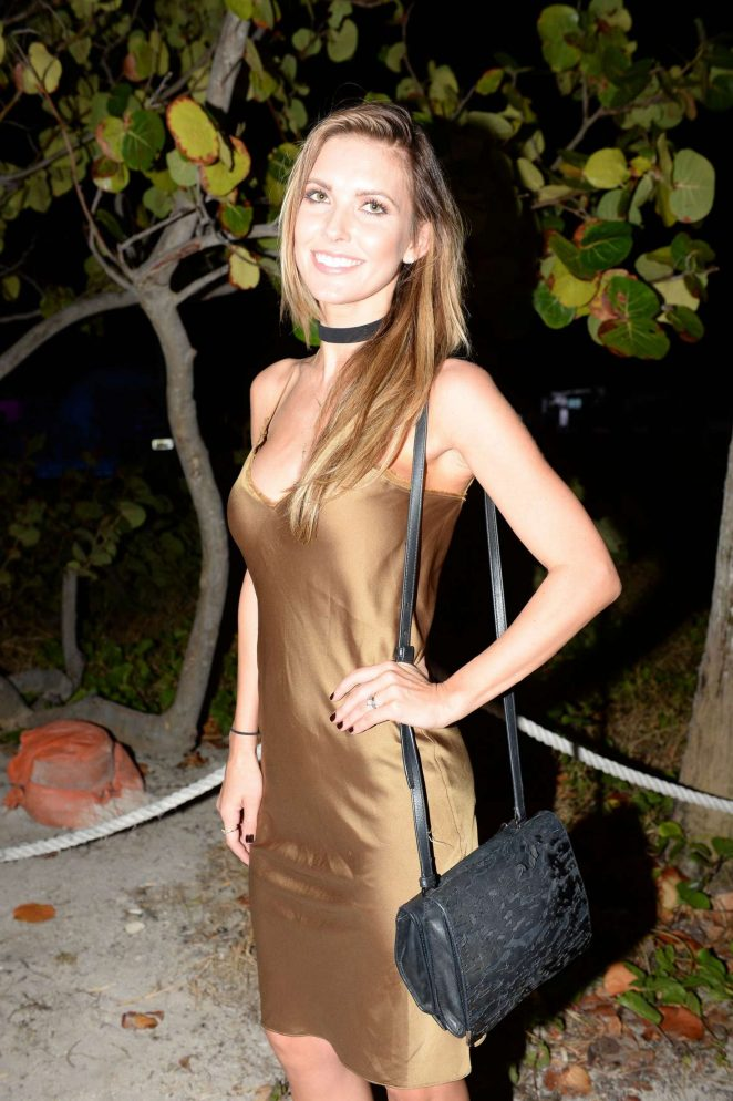 Audrina Patridge – Art Basel Parties in Miami