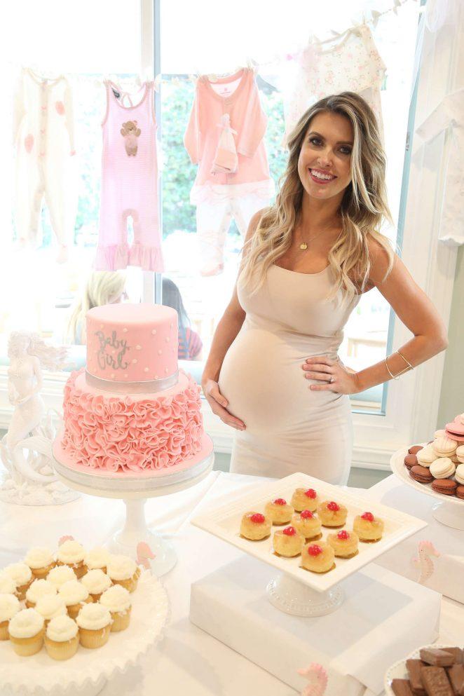 Audrina Patridge Celebrates a Baby Shower in Orange County